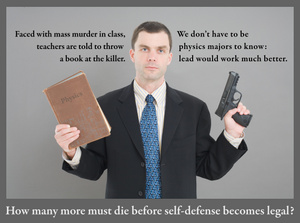 It's time to decriminalize Self Defense for all, everywhere...